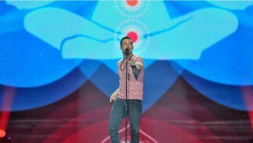 На Євробаченні-2017 приз глядацьких симпатій отримав італієць Франческо Габбані