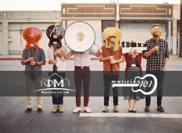 """Під час святкування Дня Європи у Тернополі виступлять музиканти проекту """"Musician 101"""""""