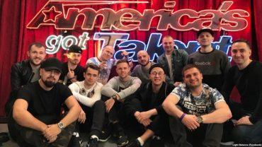 """Український гурт приголомшив публіку на шоу """"Америка має талант"""""""