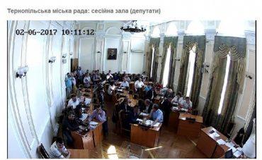 Міський голова Сергій Надал таки ухитрився провести сесійне засідання