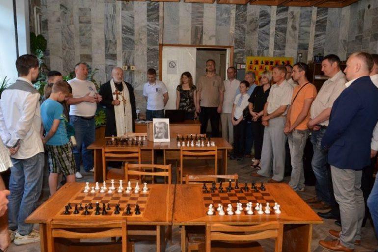 У Тернополі відбувся ІІ шаховий турнір пам'яті заслуженого журналіста України Миколи Ротмана