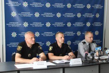 У Тернополі стартував набір до патрульної поліції