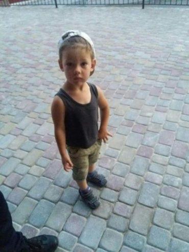 У Тернополі знайшли хлопчика, який не знає ні свого імені, ні адреси
