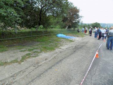 Відеозапис з реєстратора у Вишнівці: вся маршрутка не помітила тіло убитої Ірини Мукоїди