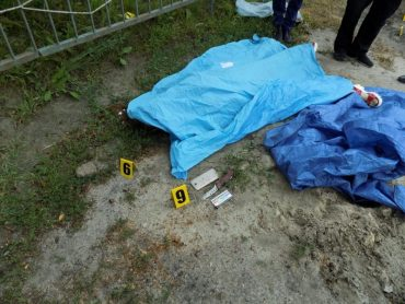 На Збаражчині трапилось жахливе вбивство