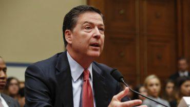 Колишній директор ФБР Джеймс Комі дав свідчення перед сенатським комітетом з розвідки