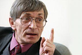 В Україні вгорі всієї суспільної ієрархії опиняються найжадібніші, найаморальніші й найпідліші люди