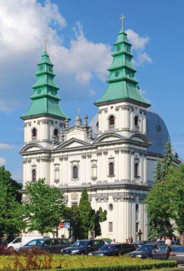 Про катедральний собор Тернополя вийшла нова монографія
