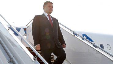 До Тернополя знову їде Петро Порошенко