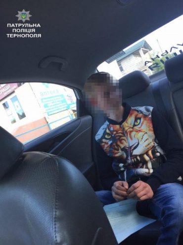 Патрульні оштрафували нетверезого водія, який видавав себе за іншого