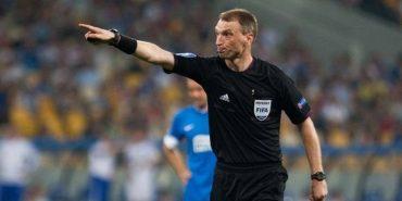 Федерація футболу України призначила суддею за суперкубок громадянина Росії