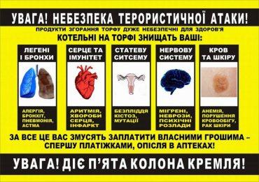 Не дамо владі перетворити Тернопіль на новий Чорнобиль