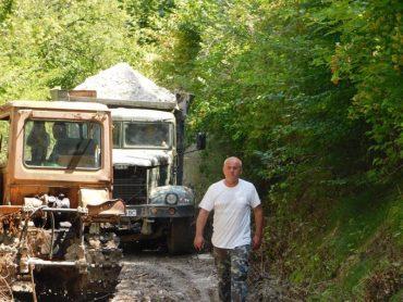 """Вишкільно-оздоровчий табір """"Лисоня"""" імені Івана Гавдиди тепер має і дорогу, і воду"""