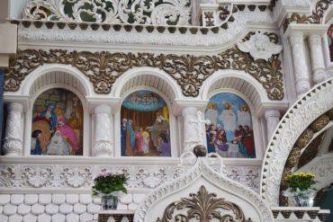 На Тернопільщині вишили єдиний у світі іконостас