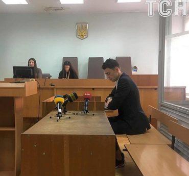 """Гола дупа з """"Євробачення"""" отримала штраф у 8 тисяч 500 гривень, а могла 5 років в'язниці"""