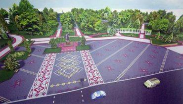 Завтра в Тернополі ще раз освятять пам'ятник Бандері та ганебно реконструйовану площу