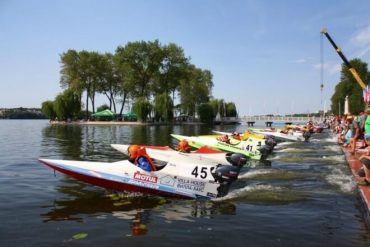 На смердючому тернопільському озері відбудеться чемпіонат світу та Європи з водно-моторного виду спорту