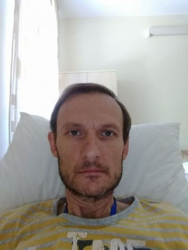 Журналісти збирають кошти для лікування Олеся Терещенка