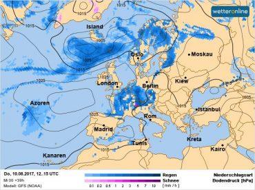 Завтра у Тернополі знову стартує «тропічна погода»