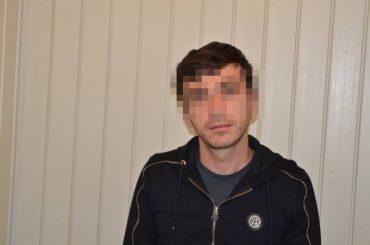Тернопільські поліцейські затримали розбійника з Грузії
