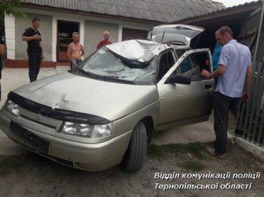 У результаті ДТП на Лановечинні помер велосипедист