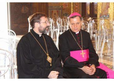 Спільна декларація католицьких єпископів України з приводу небезпеки нового ідеологічного поневолення нашого народу