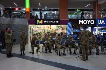 3 вересня артилеристи Тернополя дадуть концерт