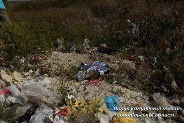 Правоохоронці встановили особу горе-матері, яка викинула на смітник новонароджене маля