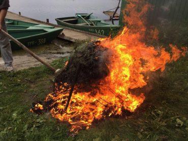 """У Тернополі """"Українське товариство мисливців та рибалок"""" займається браконьєрством?"""