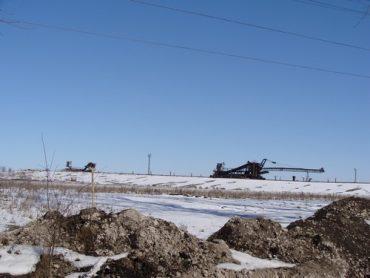 На Бучачині на території недіючого заводу упіймали крадіїв металобрухту