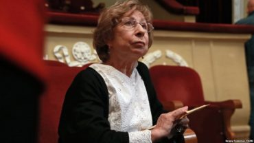"""Лія Ахеджакова: """"Де ці """"86%"""" прихильників влади, зрозуміти не можу"""""""