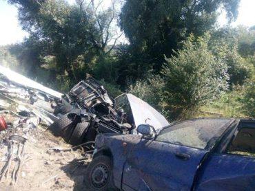 У Тернополі в ДТП загинув водій бензовозу