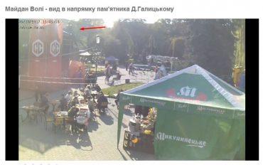 Біля символу Тернополя – катедрального собору – шинкарі встановлять рекорд для алкоголіків