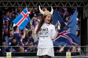Збірна України програла ісландцям 2-0
