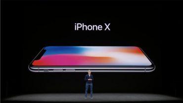 Apple представив новий iPhone X
