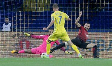 Збірна України перемогла футболістів Туреччини 2-0