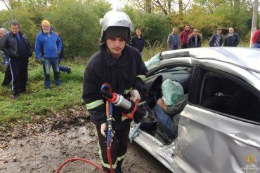У Чорткові сталася аварія: водій загинув на місці