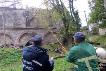 Негода на Тернопільщині наробила шкоди