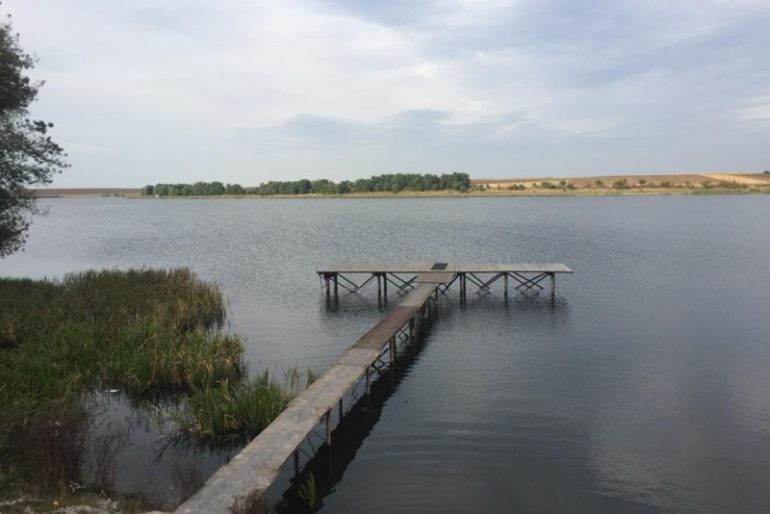 У Козові рибалки зарибнили ставок