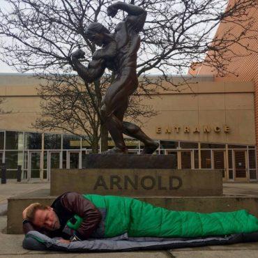 Ніщо не вічне: вражаюча історія від Арнольда Шварценегера