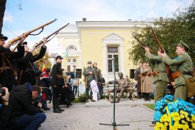 """""""Не російській владі вказувати українцям, як вшановувати героїв"""": мер Вінниці відповів Путіну про Петлюру"""