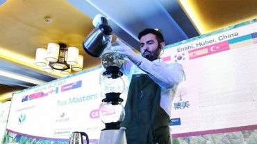 Дмитро Філімонов став чемпіоном світу із заварювання чаю