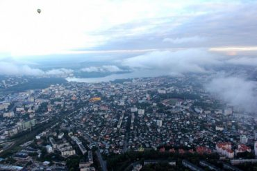 Чим дихаємо у Тернополі?