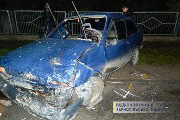 Алкоголь та порушення правил дорожнього руху стали причиною ДТП на Тернопільщині