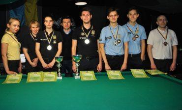 У Тернополі пройшов фінальний етап Кубку України з пулу