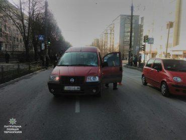 У Тернополі збили 8 пішоходів