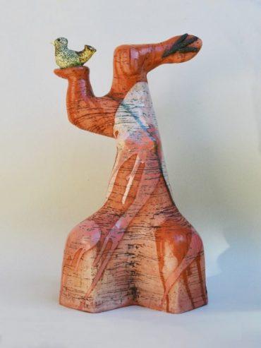 """У тернопільській галереї """"Бункермуз"""" відкриють виставку кераміки та живопису Маріанни Вахняк"""