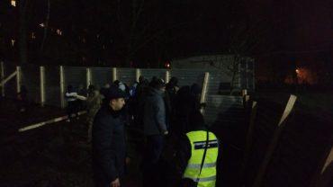 У Тернополі відбувся стихійний бунт проти свавілля влади і забудовника