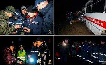 Зниклого в лісі поблизу села Петрики чоловіка шукали 70 людей