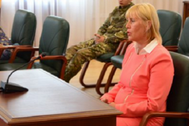Збаражанка стала суддею Верховного Суду України